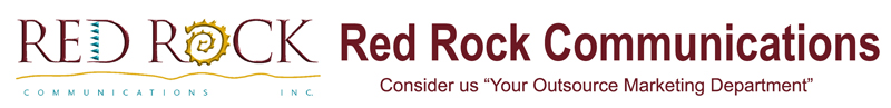 Red Rock Communications - Consider us 'Your Outsource Marketing Department""